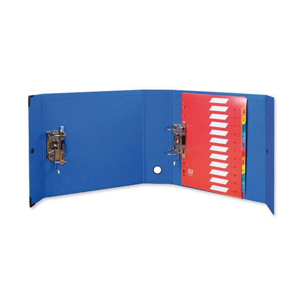 Arianex Double Lever Arch File – Blue