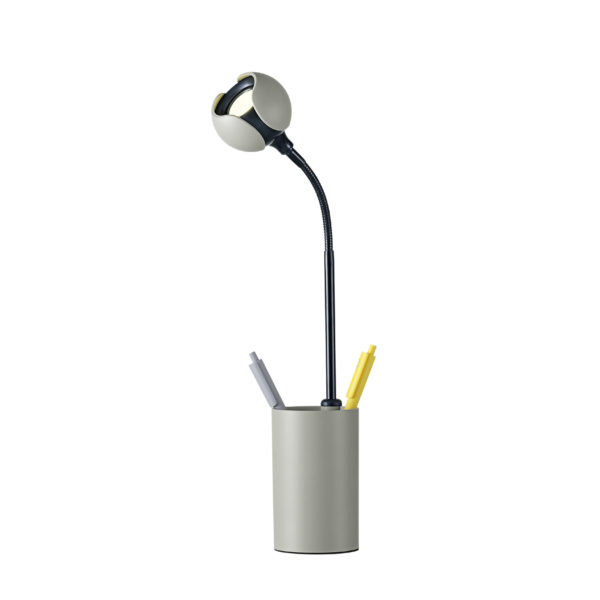 Hansa LED Flower – Taupe