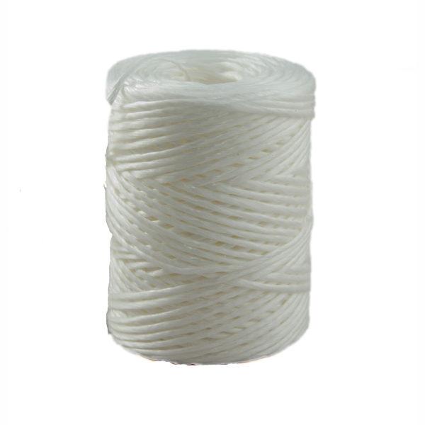 Polypropylene Twine 500g White